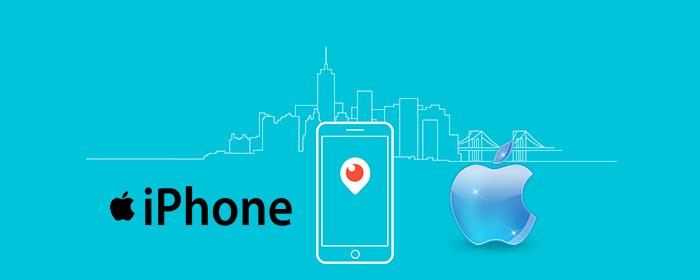 Periscope для Iphone