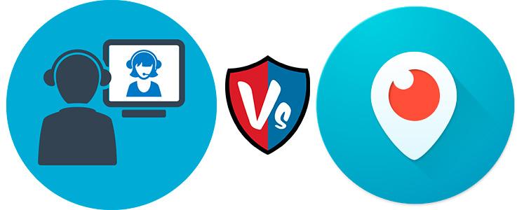 periscoep-vs-videochat
