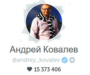 Андрей Ковалев