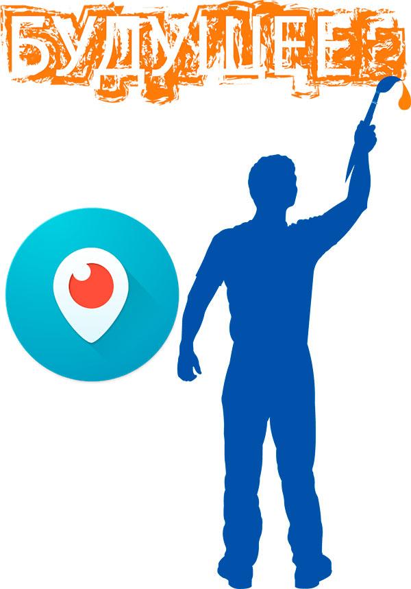 Перископ как социальная сеть