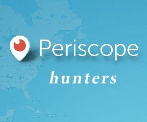 Periscope hunters
